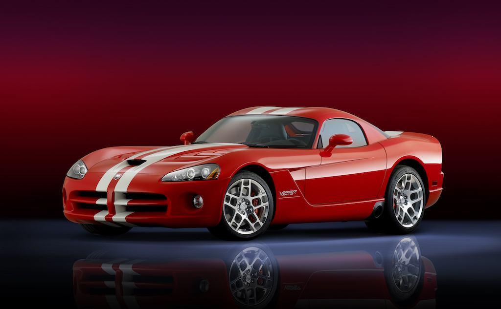 2008 Dodge Viper SRT 10   Dodge