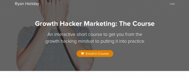 Growth Hacker Marketing