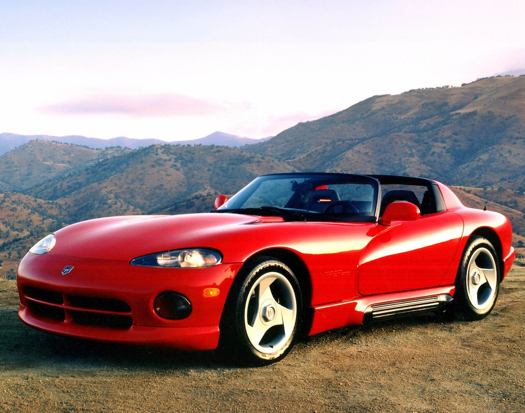American Muscle: The 10 Fastest Dodge Cars - Page 3