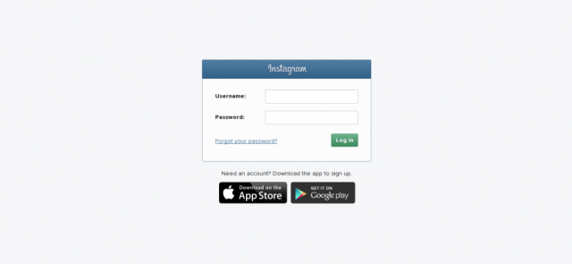 How to use Instagram on the web