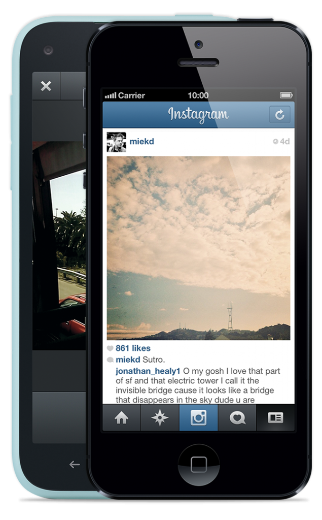 how to use instagram app on computer