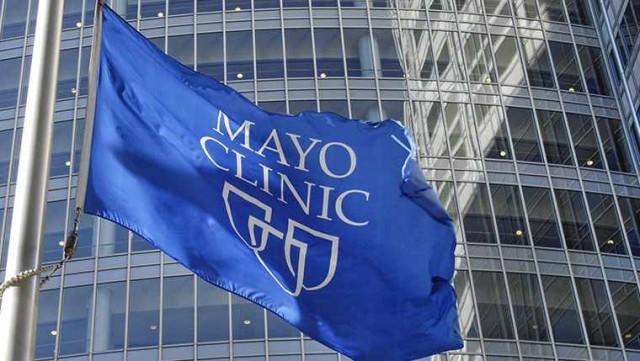 Source: Mayo Clinic