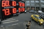 Sanctions, Oil Prices Push Russia Into Currency Crisis