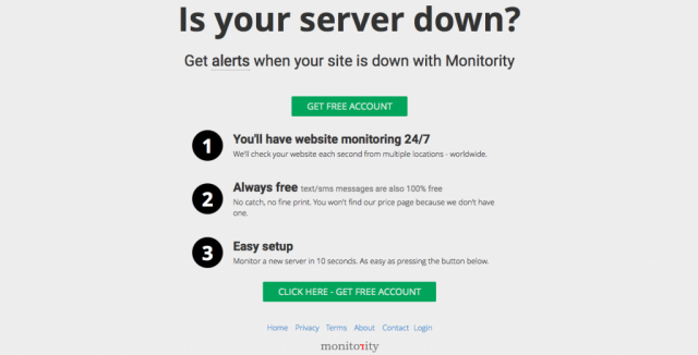 Monitority