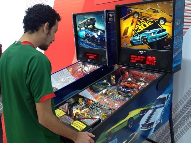 Stern_Games_Mustang_Pinball