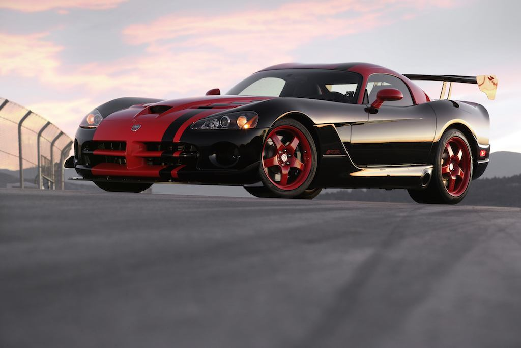 2010 Dodge Viper SRT 10 ACR | Dodge