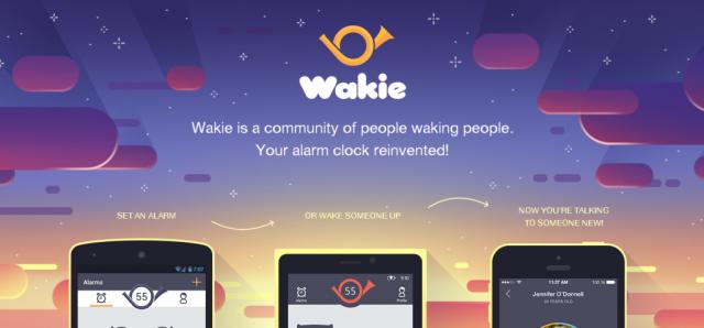 Wakie for iOS