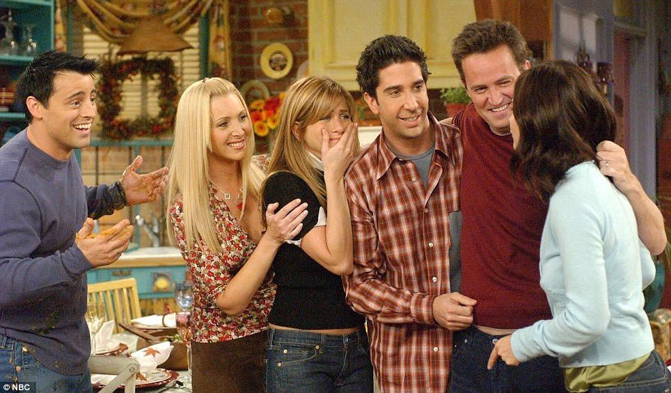 Here's How Much Money the Cast of Friends Makes for Reruns