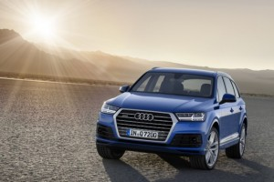 Audi Q7 Gets a Plug-in Diesel Hybrid and Other Surprises for 2016