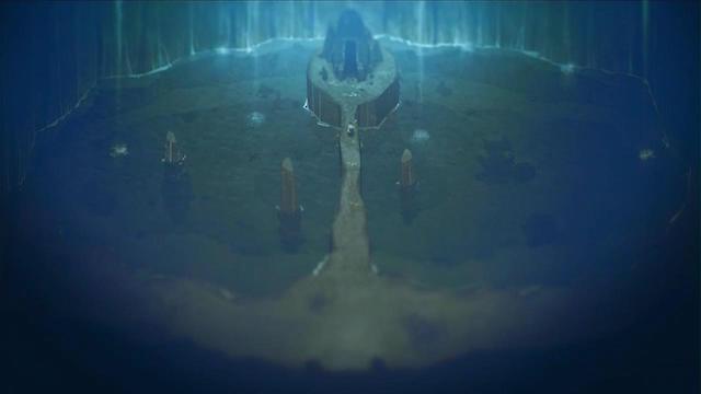 Scene from 'Below'