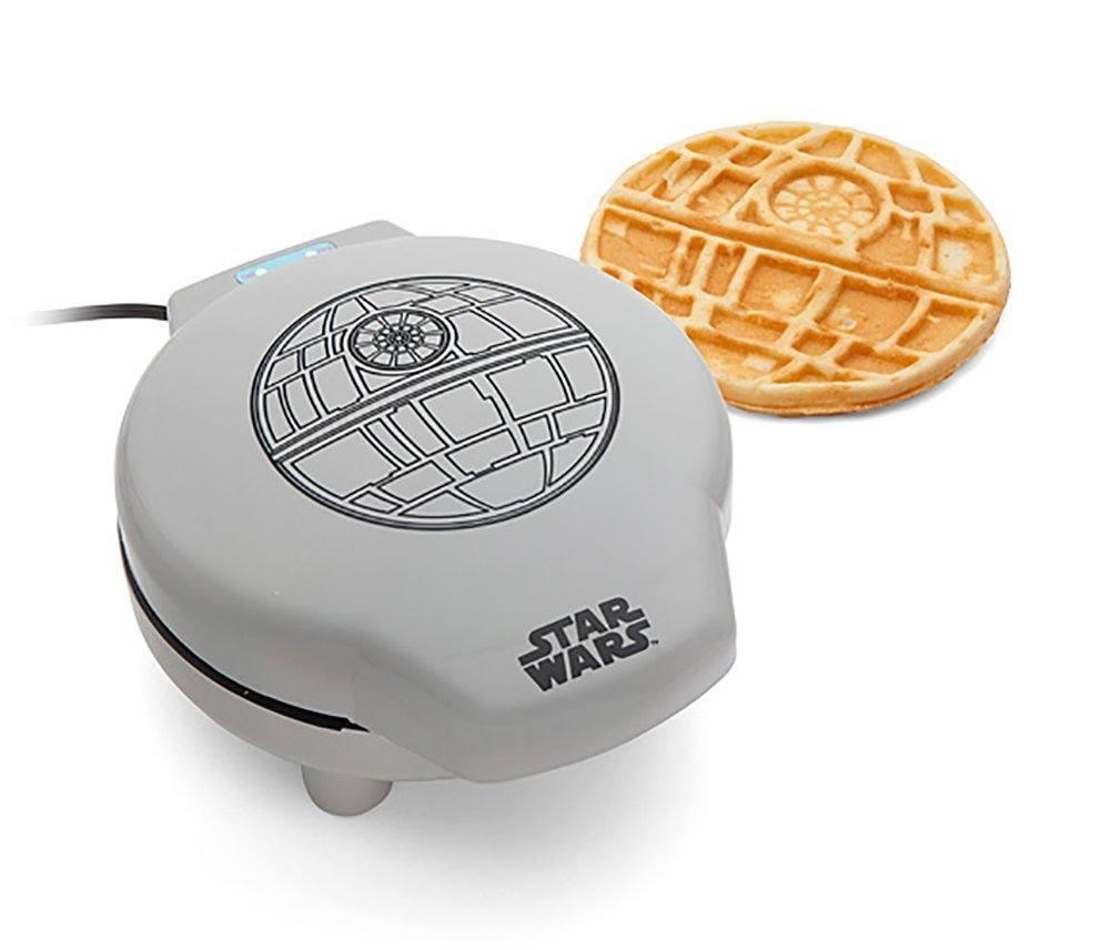death-star-waffle-iron