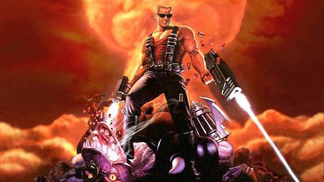 Cover art for 'Duke Nukem 3D'