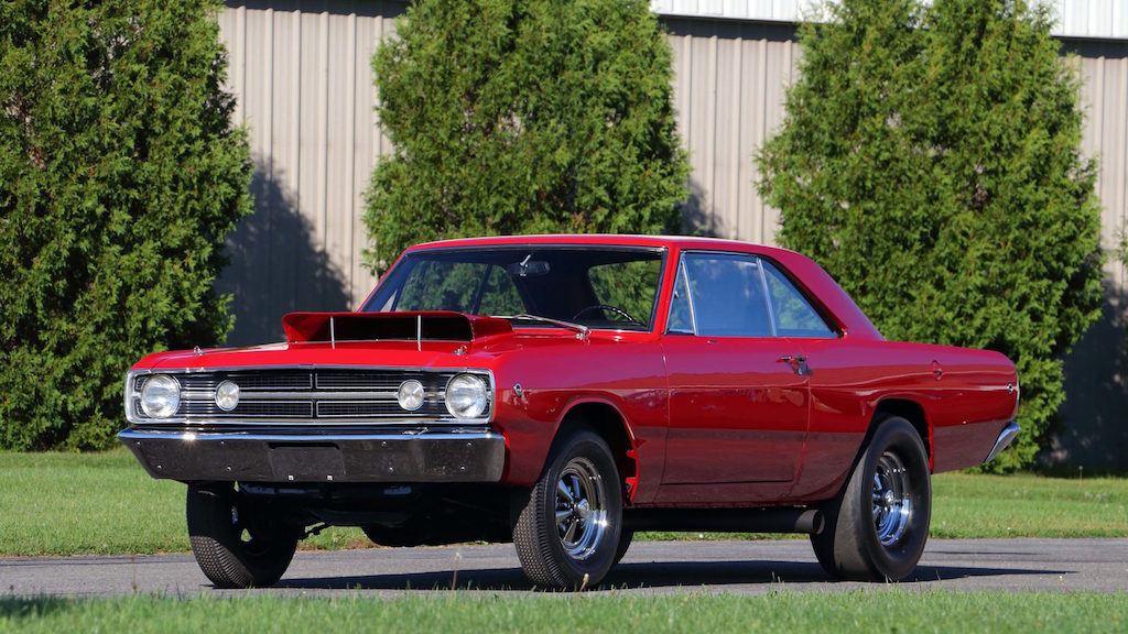 1968 Dodge Dart LO23   Mecum Auctions