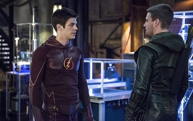 Flash vs. Arrow