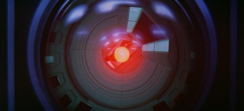 HAL 9000 - Source: Warner Bros.