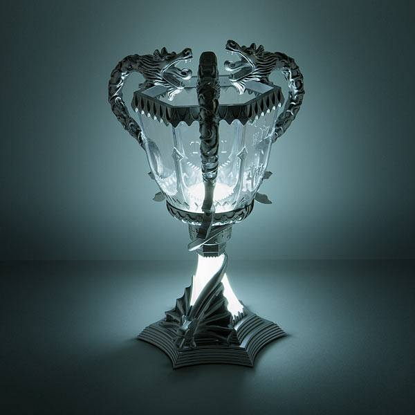 Harry Potter Twizard Cup Lamp
