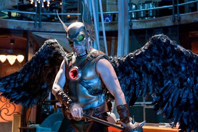 Hawkman (Smallville) The CW