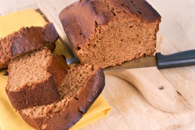 pumpkin spice bread, gingerbread loaf