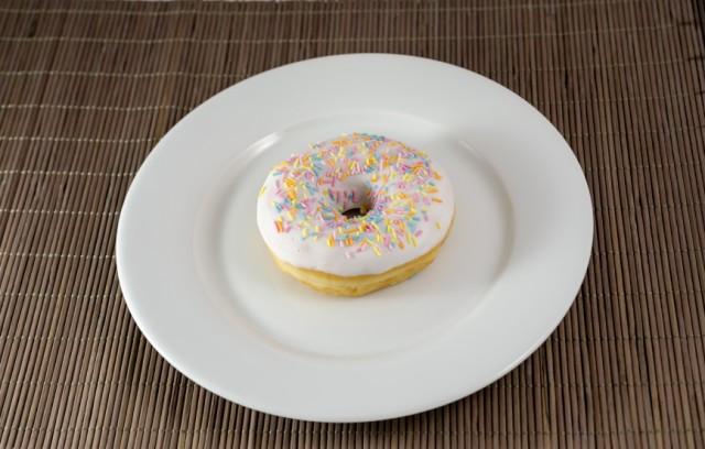 vanilla bean doughnuts