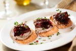 7 Crostini Combinations Creating Perfectly Poppable Party Appetizers