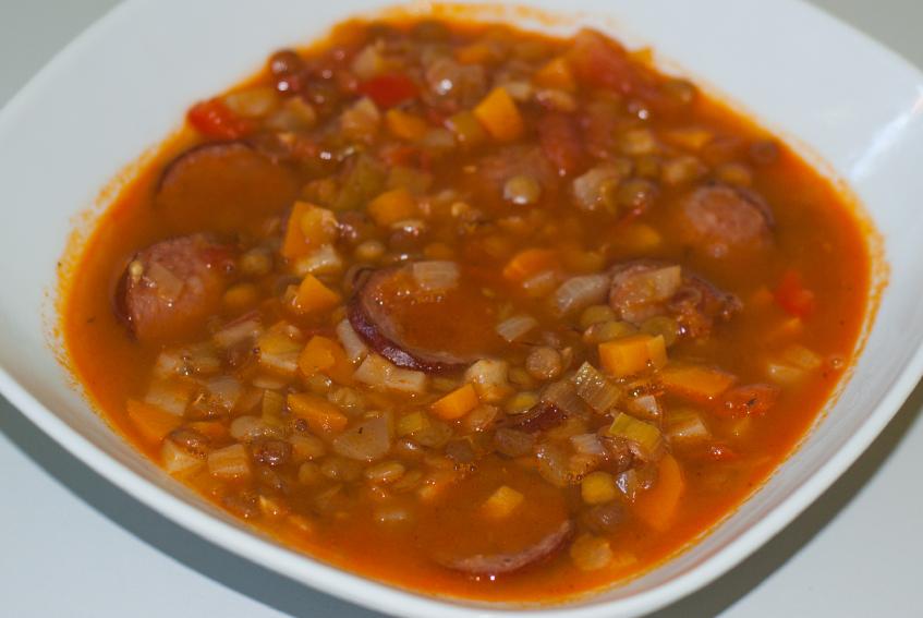 Lentil Stew, soup