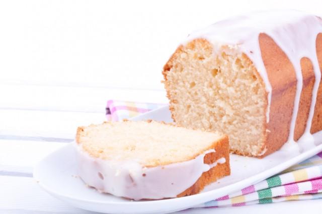 Lemon Pound Cake, Loaf, Quick Bread