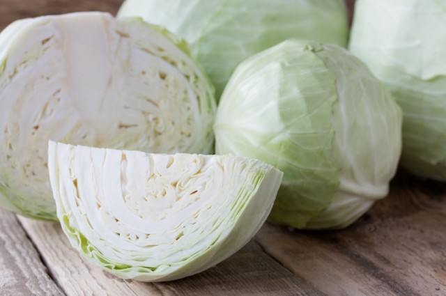 Cabbage, lettuce
