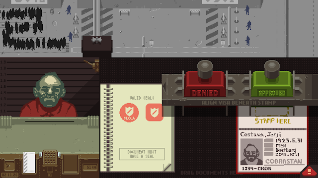 8 Video Games That Even Non-Gamers Will Want to Play Papers-please