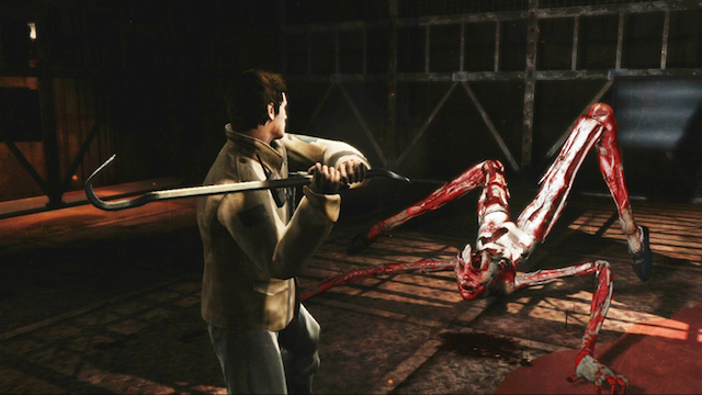 Human-like monsters make Silent Hill 2 one of the scariest video games of all time.