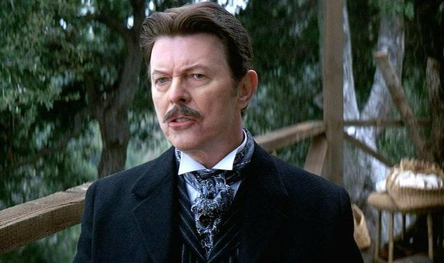 David Bowie Tesla