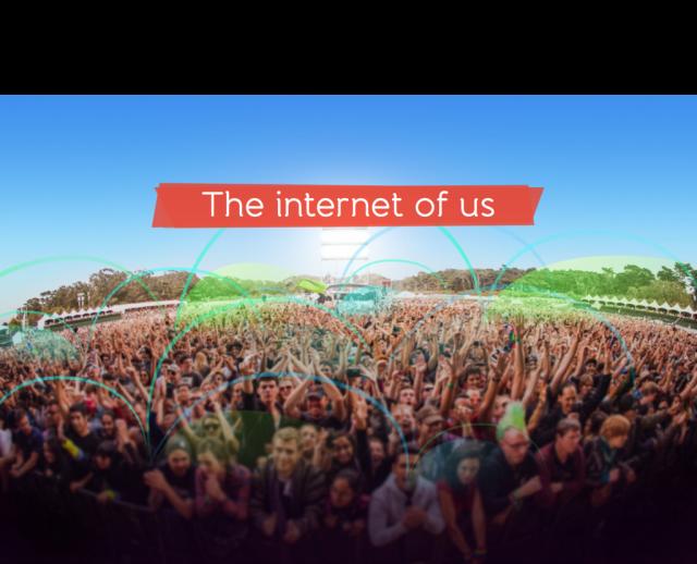 Open Garden: The internet of us
