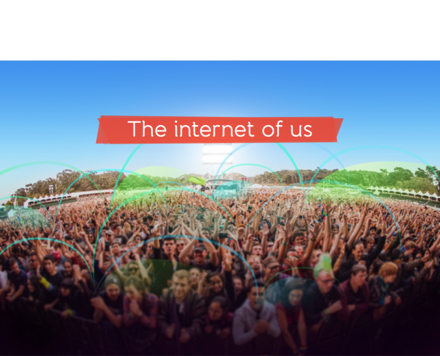Open Garden: The internet of us