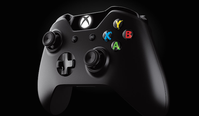 Xbox One standard controller.