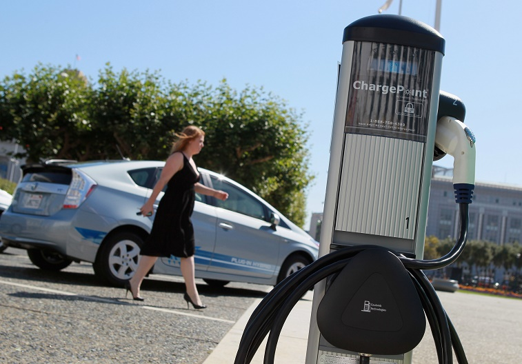 Bay Area Plans Major Expansion Of Electric Vehicle Charging Stations