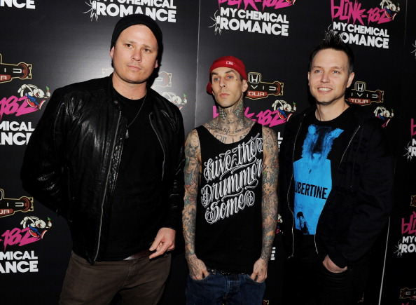 Source: Kevin Winter / Getty Images (Blink 182)