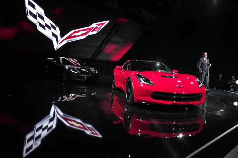 Chevrolet Unveils New Corvette, The C7