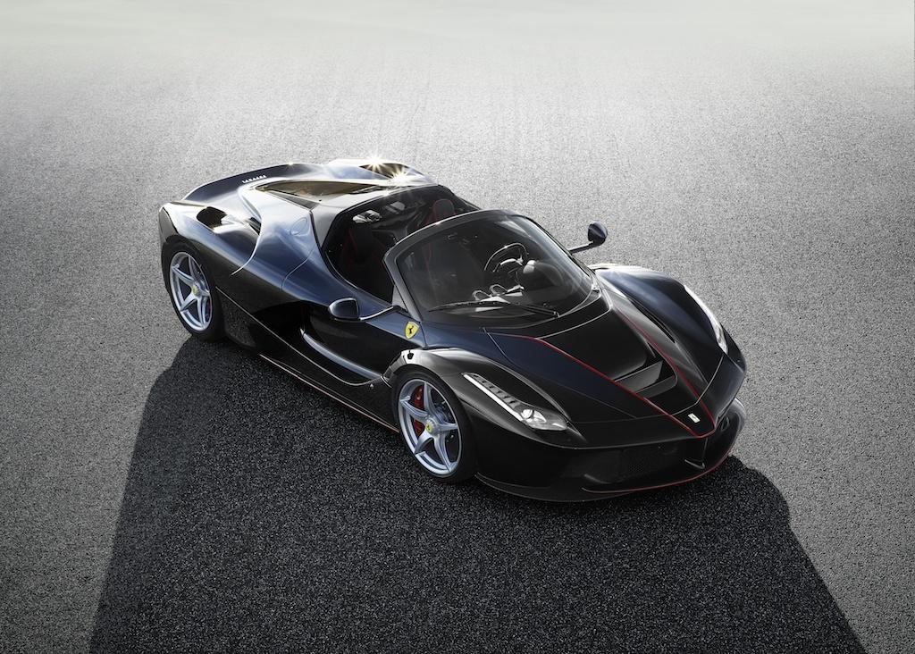 2017 Ferrari LaFerrari Aperta | Ferrari