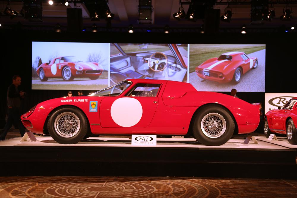 1964 Ferrari 250 LM by Scaglietti (2)