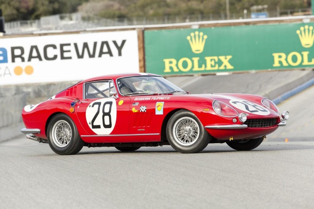 1966 Ferrari 275 GTB Comp 13