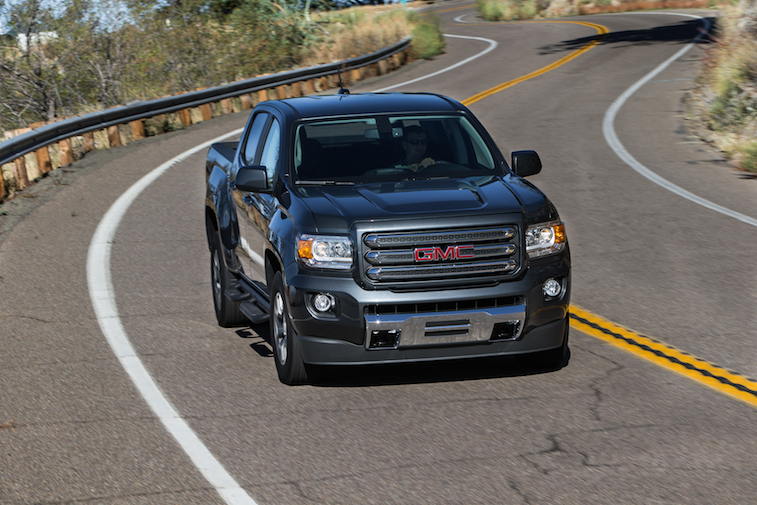 2015 GMC Canyon All Terrain