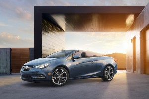 The Buick Cascada: Going Topless in 2016