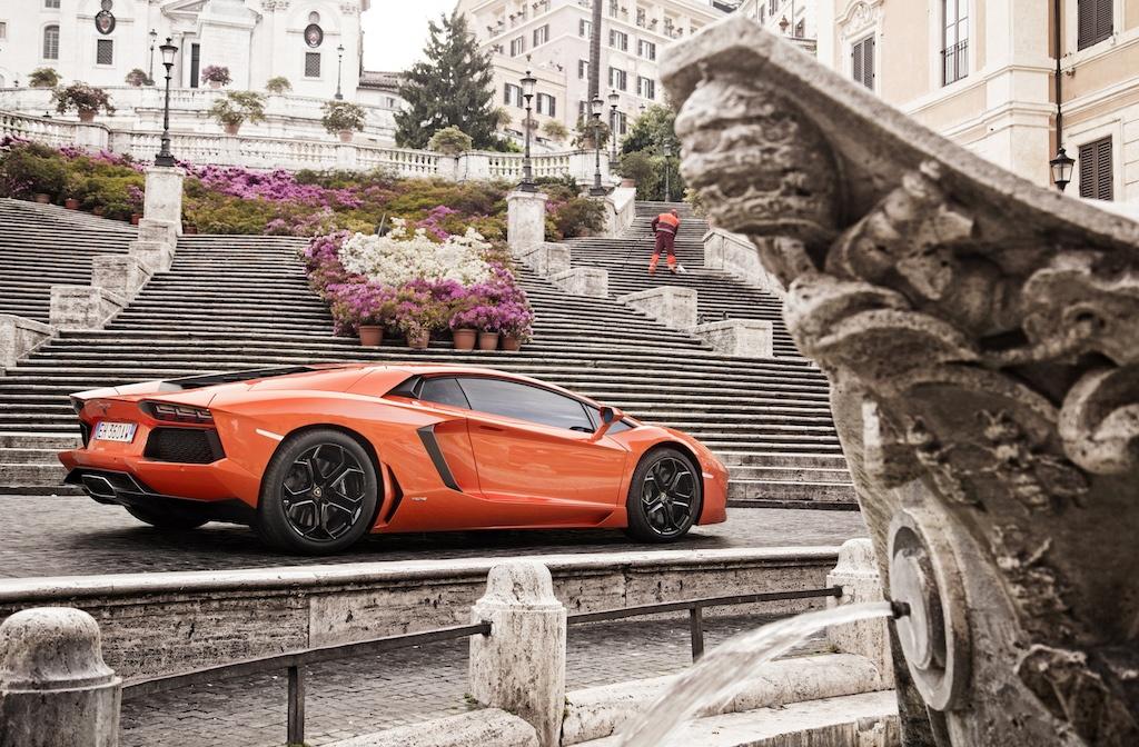 2016 Lamborghini Aventador LP750-4 | Lamborghini