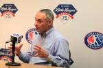 New MLB Commissioner Recants 'Hitting for Dummies' Idea