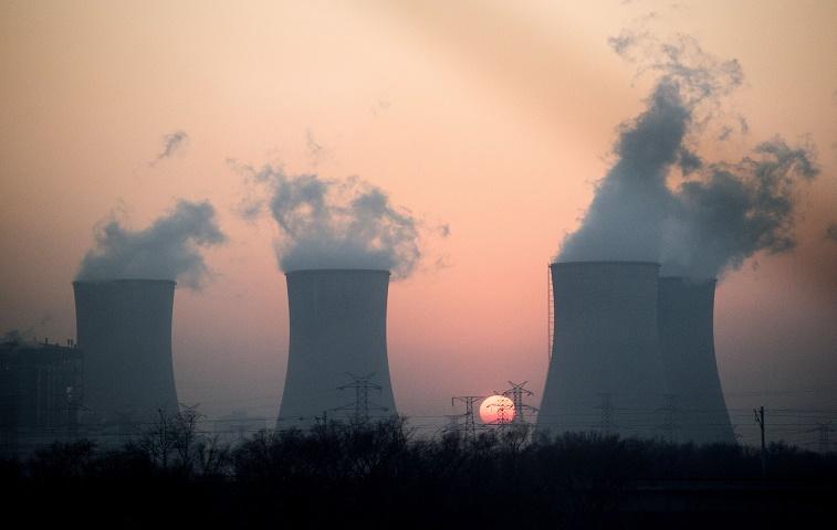 CHINA-ENERGY-ENVIRONMENT