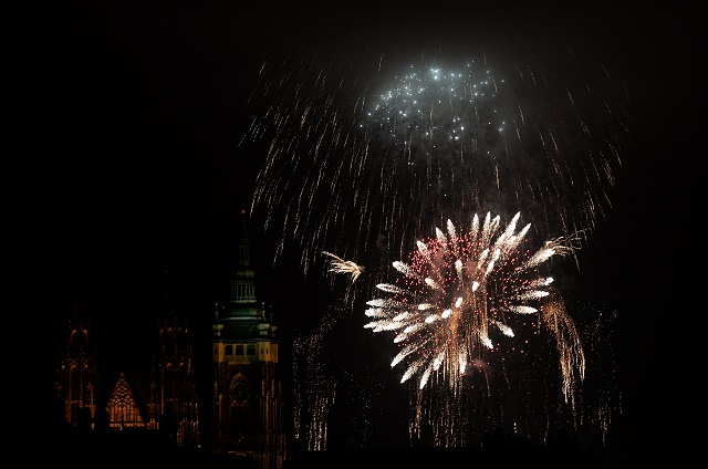CZECH-NEW YEAR