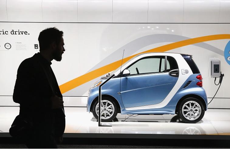 Smart Electric Drive ED