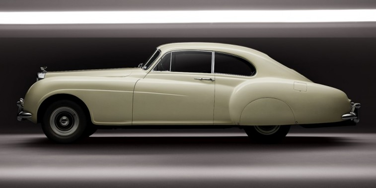 Bentley The R-Type Continental Coupe