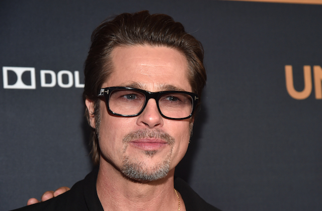 Brad Pitt Alberto E. Rodriguez/Getty Image