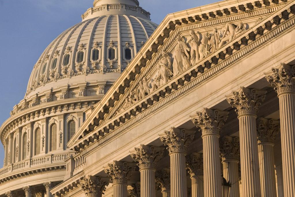 Sunrise at the U.S. Capitol