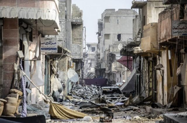 Syria/Kobani